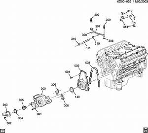 12602544 - Gm Pipe  Engine Coolant By