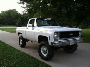 Pics of 4x4 Chevy Trucks with Rally Wheels