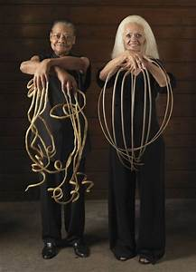 Guinness World Records: Longest fingernails, both hands