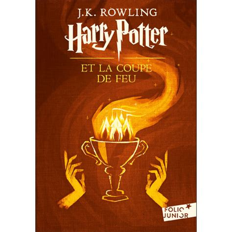 harry potter   goblet  fire  french