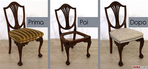 Restauro Sedie Imbottite divani poltrone sedie da restaurare e rivestire vama