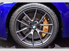 Exclusive photos of the new BMW M4 CS
