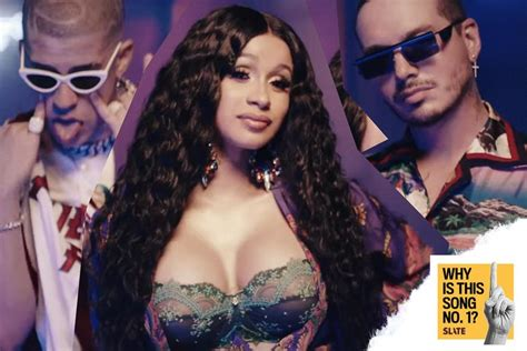 "Why Cardi B, Bad Bunny, And J Balvin's ""i Like It"" Is No"