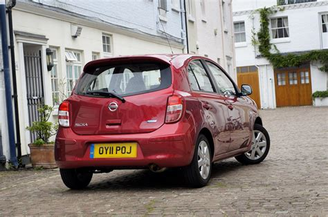 Nissan Micra 2018 Reviews Prices Ratings With Various