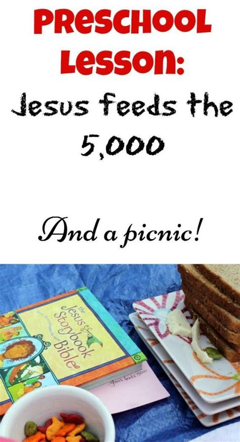 best 25 jesus feeds 5000 ideas on feeding of 879 | c6b84b1836a6dd5a1dbda48b5213e8e7 preschool bible lessons preschool ideas