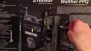 How To Install Meprolight Night Sights To Walther Ppq