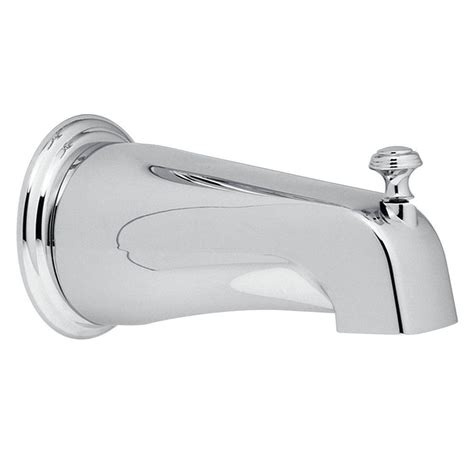 moen monticello tub spout moen monticello diverter tub spout with slip fit