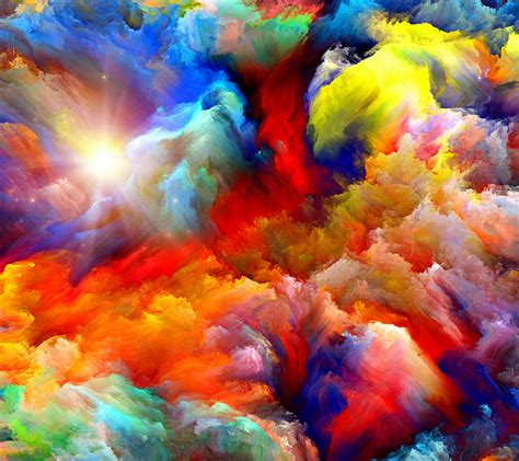colorful abstract wallpapers hd desktop and mobile