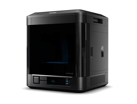 Inventure 3d Printer And New Z-ultrat Material From Zortrax