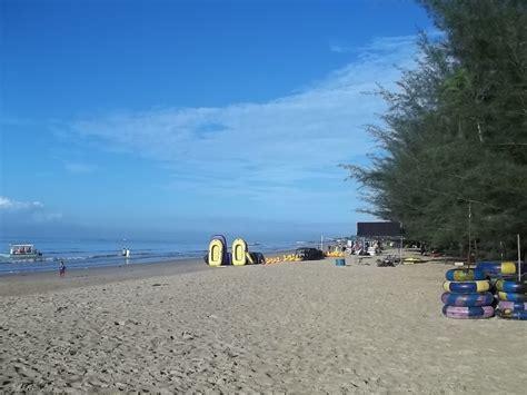 minggu beach east kalimantan