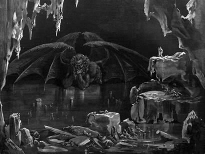 Gustave Dante Inferno Divine Comedy Satan Alighieri