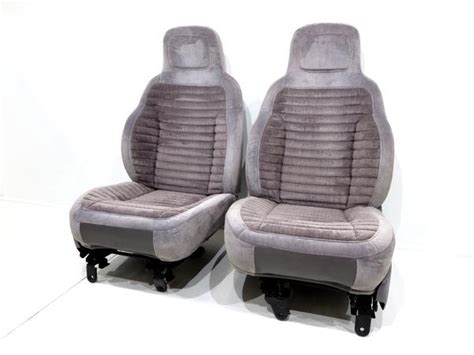 Replacement Jeep Zj Grand Cherokee Oem Cloth Seats 1993