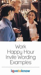 Free Happy Hour Invitation Template Work Happy Hour Invite Wording Examples Happy Hour