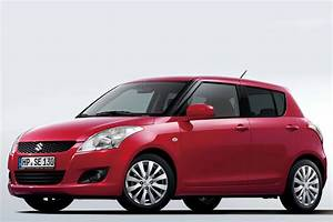 New Suzuki Swift Breaks Cover  No Really  It U0026 39 S A Completely New Model