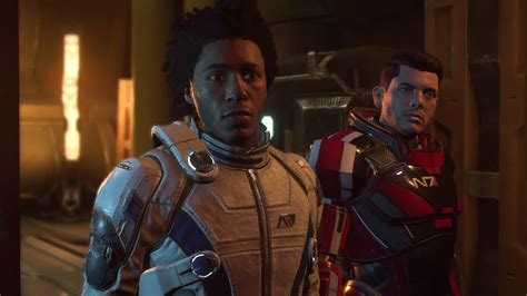 mass effect andromeda liam kosta all in loyalty mission