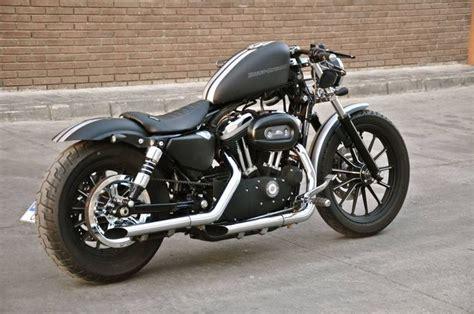 Sportster Bobber Auto Blitz Through Harley Davidson