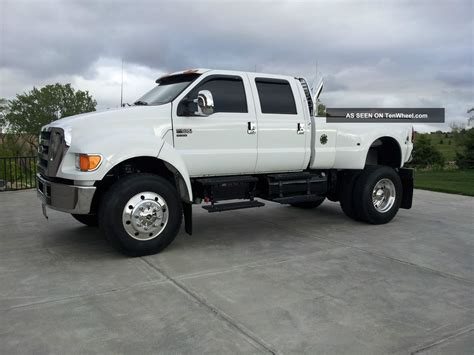 Ford F 650 Truck by Ford F 650 Truck 2006 Cat 7 Diesel