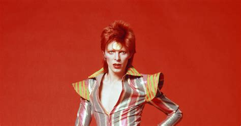 david bowies style   years   bowies