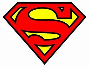 Superman Logo | Free Images at Clker.com - vector clip art ...