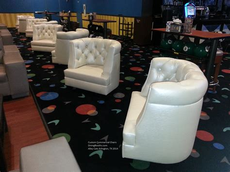 bowling alley furniture