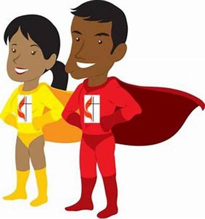 Superhero Clip Clipart Superheroes Super Female Cartoon