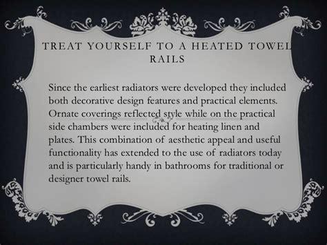 rails heated towel slideshare