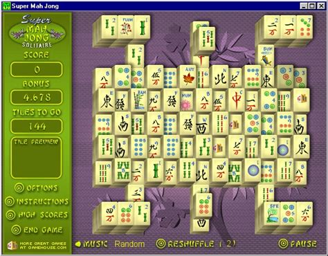solitaire mahjongg  guide   world   computer
