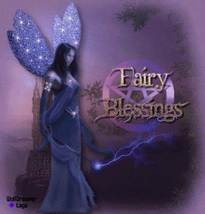 fairy blessings pictures   images  facebook