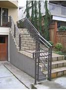 Outdoor Metal Handrails For Stairs by Stairs Amazing Exterior Stair Handrail Fascinating Exterior Stair Handrail