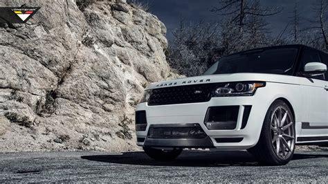 2014 Vorsteiner Range Rover Veritas Wallpaper