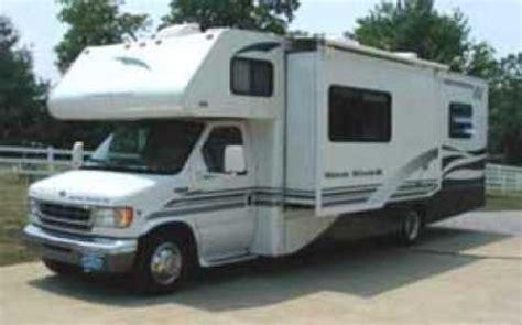 recreational vehicles class c motorhomes 2000 winnebago