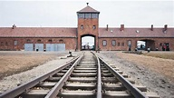 HAUNTING: Drone video of Auschwitz, the infamous Nazi ...