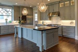 gray kitchen cabinets archives wellborn forest products With what kind of paint to use on kitchen cabinets for create sticker