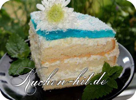rezept fuer eine laguna torte kuchen hitde