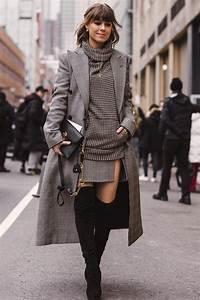 Dressing New York : the best of new york winter street style who what wear uk ~ Dallasstarsshop.com Idées de Décoration