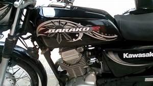 Kawasaki Barako 175