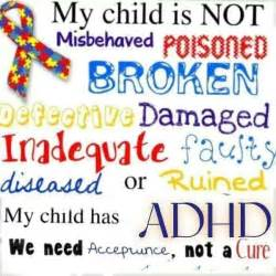 Children with ADHD Quotes