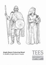 Anglo Saxon Colouring Sheet Sheets Downloads sketch template