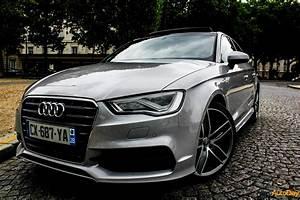 Audi A3 Berline 2016 : nouvelle audi a3 berline ~ Gottalentnigeria.com Avis de Voitures