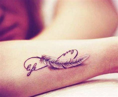 infinity tattoo designs  ideas  meaning updated