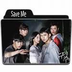 Folder Drama Korean Icon Save Deviantart
