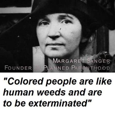 Image result for sanger blacks are weeds