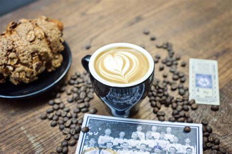On the street of watchung avenue and street number is 123. New York Coffee Festival: Café Grumpy, Birch, more to ...