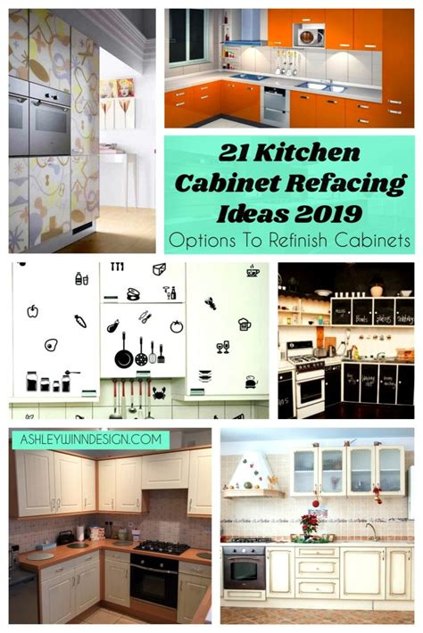 kitchen cabinet refacing ideas 21 kitchen cabinet refacing ideas 2019 options to