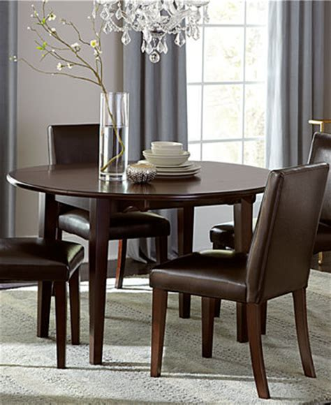 addison dining room furniture 5 piece set round dining