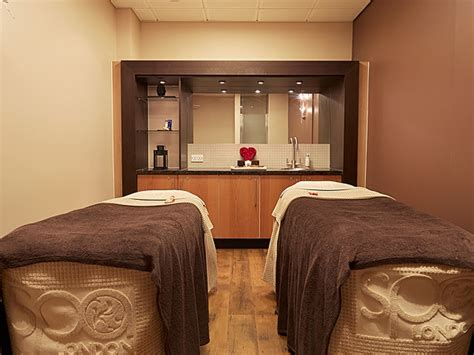 Spa London At Swiss Cottage Leisure Centre