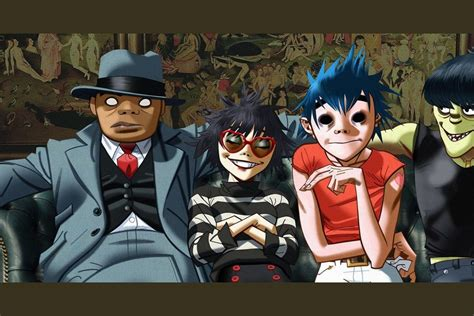 What Gorillaz Character Are You