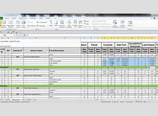 73 prepare project resources in excel part 3 YouTube