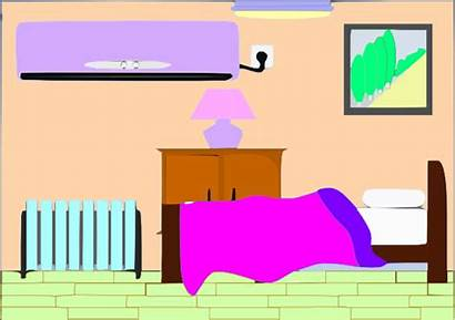 Bedroom Clipart Clip Vector Clean Cleaning Cliparts