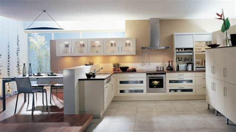 idee cuisine ouverte idee cuisine ouverte sur salle a manger cuisine en image